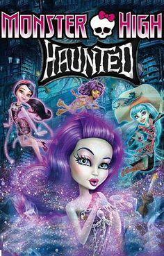 Esta vez las monstruitas se transforman en fantasmas para descubrir por qué Monster High está embrujado. Cuando las monstruitas viajan junto su monstruo-amiga fantasma Spectra Vondergeist al Instituto Fantasmagórico, descubren el mundo paralelo de los fantasmas y se dan cuenta de que la aterradora Directora Masallá ha castigado y encadenado a sus alumnos. ¿Podrán las monstruitas desenterrar los misterios del embrujo de Monster High y del Instituto Fantasmagórico?