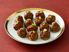 Get Cocktail Meatballs Recipe from Food Network