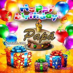 tarjetas de cumpleaños para papa - Buscar con Google
