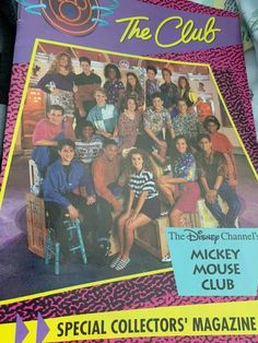 Mickey Mouse Club, Disney Channel, Childhood Memories, Celebs, Books, Celebrities, Libros, Book, Celebrity