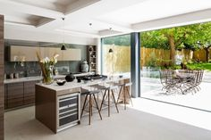 Modern English Home In Lonsdale Road Designed By Granit Chartered Architects (9)