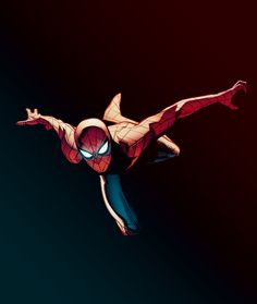 Spider-Man by Matteo Buffagni