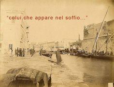 VENTO - progetto per un documentario tra Tunisia e Sicilia:  Come folate di vento simuovono le persone. Il VEN...