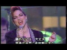 Gloria Estefan & Miami Sound Machine - Conga (Tokyo Music Festival 1987)