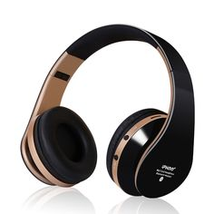 Wireless headphones with built-in Mic- BuyWithAgents 40$