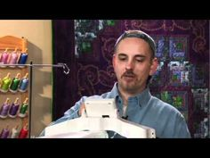Quilt It: Eye-Hand Coordination and the Longarm Quilting Machine you tube