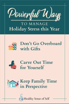 Powerful Ways to Manage Holiday Stress this Year: You've been. Informations About Powerful Ways to Holistic Wellness, Wellness Tips, Holiday Stress, Mindfulness Meditation, Relationship Tips, Self Care, Trip Planning, Personal Development, Extended Family