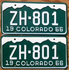 USA Flagge Route 66 California Auto Nummernschild License Plate Deko Blechschild