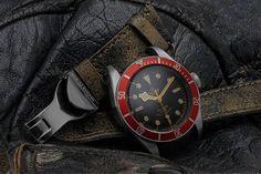 Just Because: A Closer Look At The Tudor Black Bay — HODINKEE - Wristwatch News, Reviews, & Original Stories
