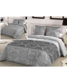 Colcha conforter Remy, ligera, confortable e ideal para el invierno. Disponible en diferentes medidas y colores. Renueva la ropa de cama con Revitex.