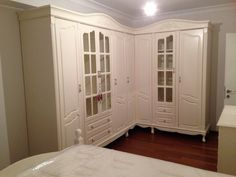 Bedroom for those who do not understand Shabby Chic Bedroom Furniture, Painted Bedroom Furniture, Bedroom Decor, Ikea Boys Bedroom, Small Room Bedroom, Luxury Bedroom Design, Bedroom Bed Design, Table Decor Living Room, Cupboard Design