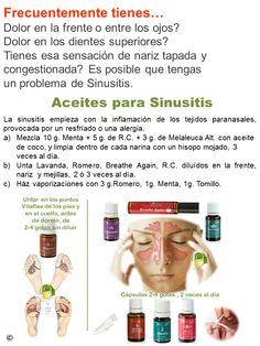 Sinusitis y aceites esenciales www.acu-aroma-therapy.com