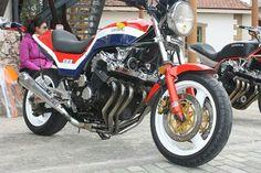 CBX 1050cc, Wow