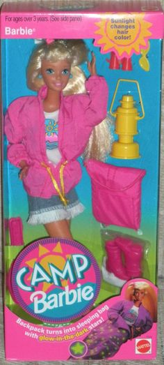 Lord help me I had this Barbie