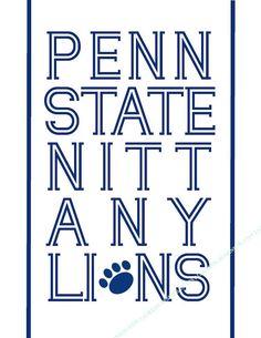 Go Penn State!