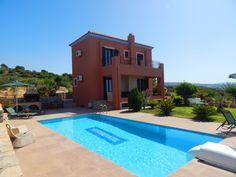 10% sales on villa Desdemona in Rethymnon! https://www.villastostay.com/villa.php?region=Crete