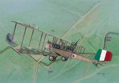 Achtung Caproni! by Seweryn Fleischer | War Wallpapers