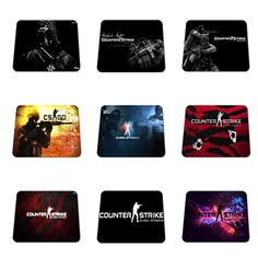 Counter Strike Global Offensive CS GO Mouse pad mousepad mat gamer gaming computer accessories office supplies gift  22X18cm #electronicsprojects #electronicsdiy #electronicsgadgets #electronicsdisplay #electronicscircuit #electronicsengineering #electronicsdesign #electronicsorganization #electronicsworkbench #electronicsfor men #electronicshacks #electronicaelectronics #electronicsworkshop #appleelectronics #coolelectronics