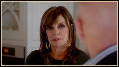 sue ellen ewing dallas tnt | Sue Ellen returns the recording to Harris so Ann can find out about ...