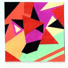 Настя Белка (@seliversta) в Instagram: «9х9» #collage #collageart #collageartist #picture #paper #paperart #cutandpaste #art #artwork #abstract #режьдаклей