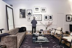 Ashe + Leandro Celebrates Rug Collaboration at The Apartment by ...