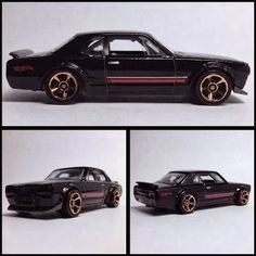 the Lamley Group: Just Unveiled: 2014 Hot Wheels Nissan Skyline H/T 2000GT-X as part of the Then & Now Series...