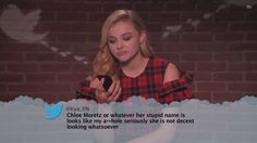 A new segment of the Celebrities Read Mean Tweets in the Jimmy Kimmel Show.