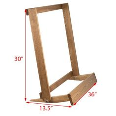Guitar Stand - Always Wanted To Learn Guitar? Guitar Storage, Guitar Rack, Cool Guitar, Wood Guitar Stand, Drum Room, Homemade Instruments, Unique Guitars, Woodworking Inspiration, Guitar Accessories