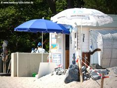 Strandkorbverleih #Ostsee am Timmendorfer #Strand