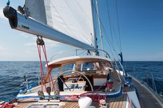 MGM  Boats Hallberg Rassy 48