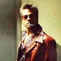 Tyler Durden. Fight club.