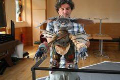 Sue Dacre – Puppet for Polka Theatre's Skitterbang Island