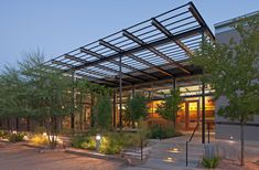 Acclaimed San Antonio architects rate among best in world Livestrong Foundation Headquarters | Lake Flato