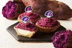 Purple Sweet Potatoes, Coffee Shop, Menu, Drinks, Cake, Desserts, Food, Coffee Shops, Menu Board Design
