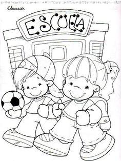 140 Mejores Imágenes De Primer Día Al Cole Early Childhood