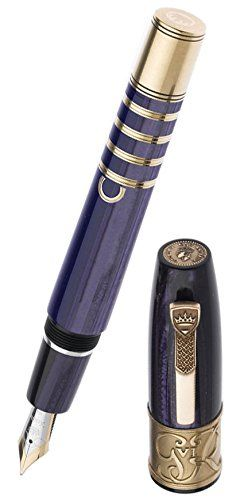 KRONE King George VI Limited Edition Fountain Pen $2,750.00