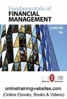 Fundamentals of financial management concise edition 8th edition fundamentals of financial management concise edition fandeluxe Gallery