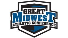 Great Midwest Athletic Conference - College Sports Embroidery Logo in 4 sizes - Hockey Logos, Sports Logos, Conference Logo, Computerized Embroidery Machine, As You Like, Nhl, Team Logo, First Love, Embroidery Files
