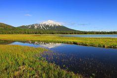 Mt Bachelor, Oregon #spring