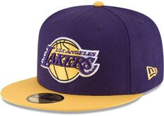 New Era Los Angeles Lakers 2 Tone Team 59FIFTY Cap Men - Sports Fan Shop By  Lids - Macy s bd9fc8f9a