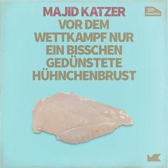 Vor dem Wettkampf nur ein bisschen gedünstete Hühnchenbrust - Majid Katzer – majidkatzer.de  https://itunes.apple.com/de/artist/majid-katzer/id925245377