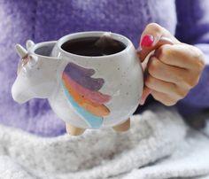 New in // Majestic unicorn mug