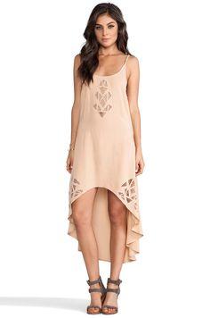 Cleobella Nora Dress in Blush