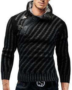 Merish Men's Cardigan at Amazon Men's Clothing store: