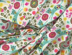 Tigris Knit Lollipop Apparel Fabric