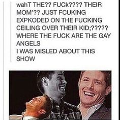 18 Times Tumblr Understood Your Obsession With 'Supernatural'