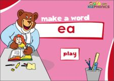 Instruction: For students who are motivated by online games, this is a great one for practicing vowel digraph, consonant blends and long & short vowels.