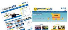 Volontariamo - Cambia look e nasce un sito tutto nuovo per illustrare i servizi dell'Associazione Servizi Volontariato Modena e del Centro di Servizio per il Volontariato.