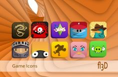 Android Icons, Free Android, Launcher Icon, Support Icon, Today Calendar, Free Icon Packs, Game Icon, Free Apps