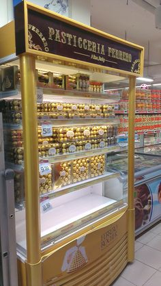 Ferrero Rocher Golden Chiller